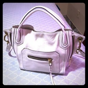 OrYany white crossbody handbag